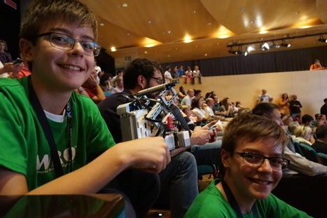World Robotics Olympiad: Campeones a los 13 años | InnoPasión | Scoop.it