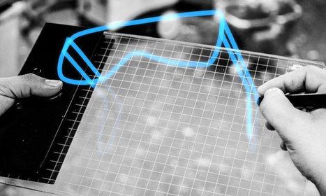 Gravity : la tablette en réalité augmentée qui modélise instantanément vos dessins en 3 dimensions | Business & Innovation | Scoop.it