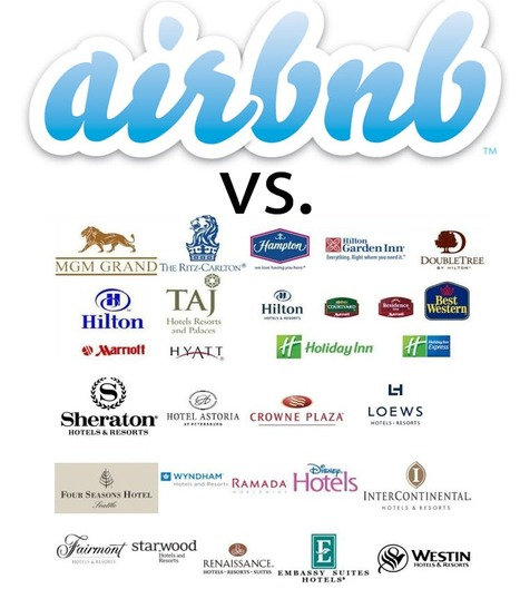 The Sharing Economy Checks In: An Analysis of Airbnb in the United States | Digital REvolution in Real Estate | Scoop.it