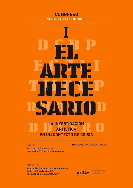 :: . :: I CONGRESO NACIONAL DE INVESTIGADORES EN ARTE :: . :: | Contemporáneo | Scoop.it