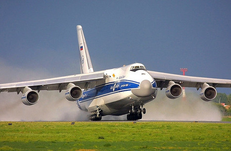 Volga-Dnepr validates first seven airports for ACC3 compliance   AIR CHARTER CARGO AND FREIGHT   Scoop.it