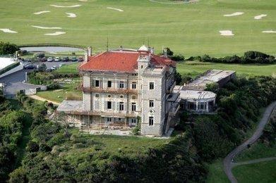 A Ilbarritz, le château fait toujours rêver | BABinfo Pays Basque | Scoop.it