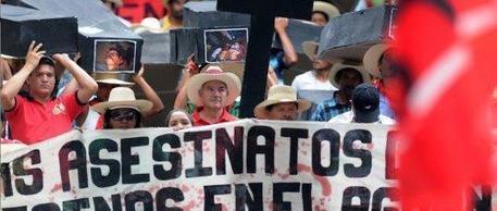 Deux dirigeants d'une association paysanne hondurienne abattus | Questions de développement ... | Scoop.it