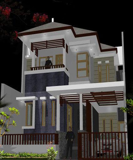 Desain rumah Minimalis 2 lantai   Rumah Minimalis   Scoop.it