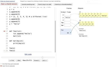 A Python Visualizer | Linguagem Virtual | Scoop.it