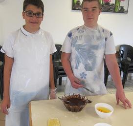 MFR Percy - Le Blog: Cours de cuisine à la MFR de Percy pour les élèves de 4ème.   LES MFR DE LA MANCHE dans la presse et le Web   Scoop.it