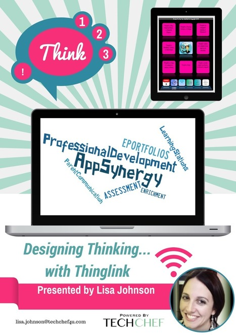 Designing Thinking Around Thinglink | Into the Driver's Seat | Scoop.it