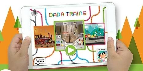 Dada Trains, une application train très complète | Tablettes et applications | Scoop.it