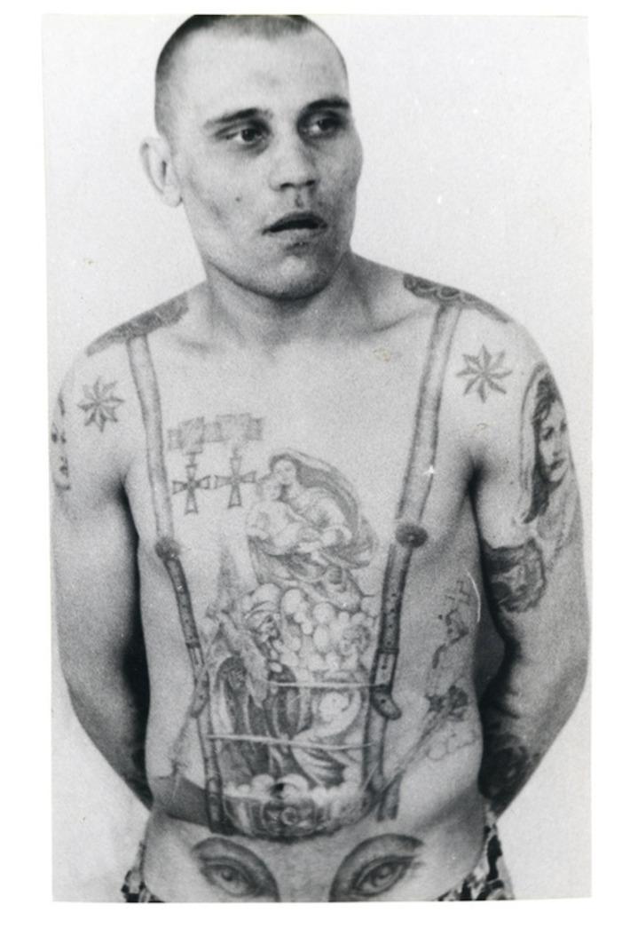 L'encyclopédie visuelle des tatouages des prisonniers russes | VICE | Kiosque du monde : A la une | Scoop.it