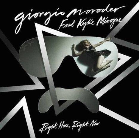 STREAM. Giorgio Moroder feat. Kylie Minogue - Right Here, Right Now — | Musical Freedom | Scoop.it