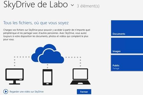 Windows 8 (5/9) : un système et une nuée de services   Enterprise2.0   Scoop.it