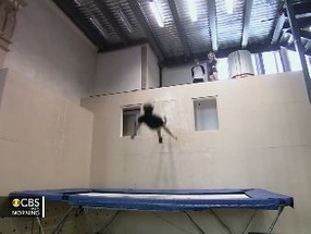 Wall Trampoline, The Newest Extreme Sport Is Terrifyingly Awesome | Commodities, Resource and Freedom | Scoop.it