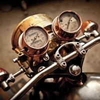 A Brass and Copper Motorcycle Marvel – Bike Find of the Day | Classic and Custom Motorcycles | Scoop.it