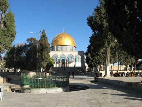 Jerusalem: Jewish and Muslim Claims to the Holy City | jerusalem | Scoop.it