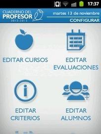 Cuaderno del profesor para Android (Labeldroid) por @enlanubetic @diegoredondo13 | Pedalogica: educación y TIC | Scoop.it