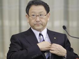 [opportunisme ?] Akio Toyoda, CEO de Toyota, se félicite que les véhicules hybrides aient aidé les survivants du tsunami | Caradisiac.com | Japon : séisme, tsunami & conséquences | Scoop.it