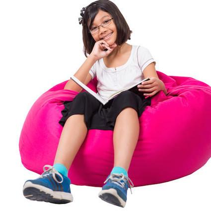 Mobile Library Helps Kids Read with Bean Bags | Kids Bean Bags | Scoop.it