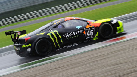 Valentino returns to the Blancpain Series at the Nurburgring | OmniCorse.it | Ductalk | Scoop.it