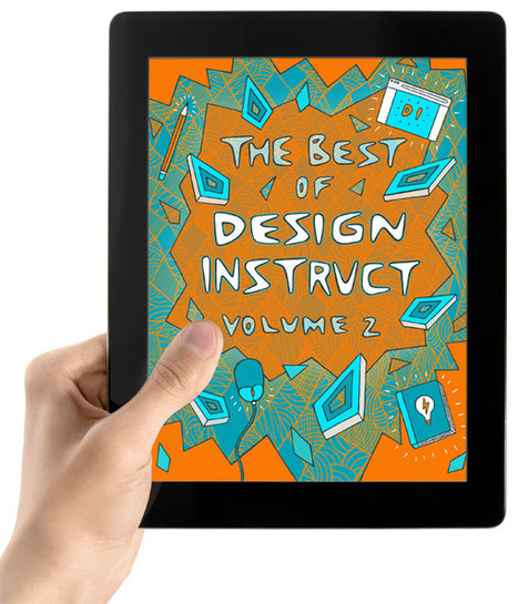 Announcement: The Best of Design Instruct eBooks | Ebooks, interactive iBooks & iBooks Author | Scoop.it