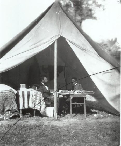 Photographs of Abraham Lincoln during American Civil War | HOW TO BE A RETRONAUT | GenealoNet | Scoop.it