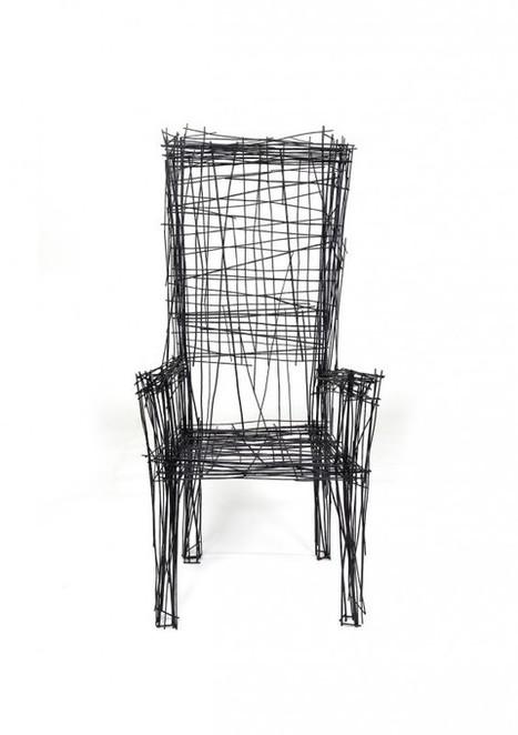 Des meubles qui semblent gribouillés | Bouche à Oreille | Scoop.it
