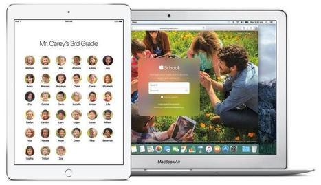 Apple Bringing Key iPad Feature to Classrooms | EdTech | Scoop.it