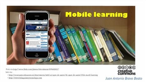 Creación de apps educativas sin saber programación | Educación Móvil | Scoop.it