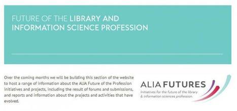 Avenir des bibliothèques : une synthèse australienne   Enssib   Bibliothèque, web et numérique   Scoop.it
