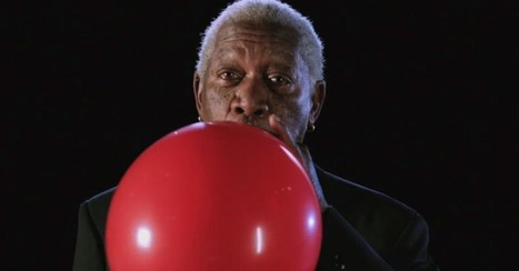 Morgan Freeman on Helium. Really. | Mashable | Inside Voiceover—Cutting-edge Insights + Enlightening, Entertaining News for Voiceover Professionals | Scoop.it