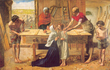 Life and Paintings of John Everett Millais (1829 - 1896) - Make your ideas Art   Digital-News on Scoop.it today   Scoop.it