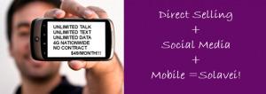 Direct Selling Meets Social Media Meets Mobile in Solavei | AtoZ-Facebook,Twitter, Linkedin Marketing Social media2 | Scoop.it