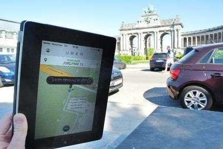 Uber driver found guilty in Belgium crackdown | Communication in  the digital era | Scoop.it