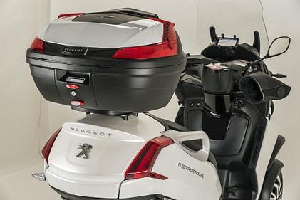 Peugeot Metropolis Extras | Motorcycle Industry News | Scoop.it