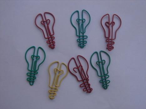 fancy wire paperclip | metal paper clip | fancy wire paper clip | | Brilliant Marketing tool | Scoop.it