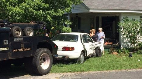 NC driver distracted by GPS crashes into house, troopers say | Location Is Everywhere | Scoop.it