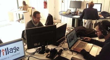 NÎMES Le Vîllage : Un nouvel espace de coworking associatif - Objectif Gard   Tiers lieux   Scoop.it