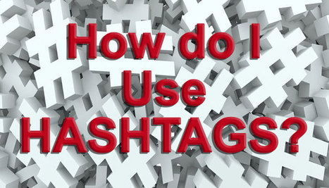 How do I use #hashtags? | Red Crow Marketing | Social Media | Scoop.it