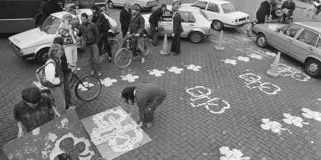 How the Dutch Got Their Bike Paths | green streets | Scoop.it