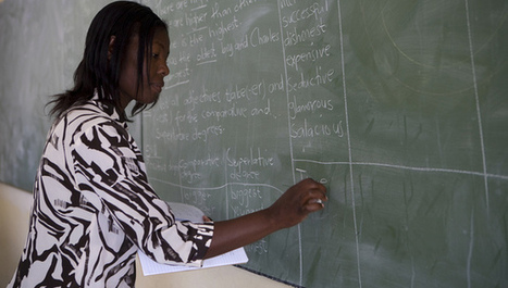 Portuguese-speaking Africa: is English the only option? | English as an international lingua franca in education | Scoop.it