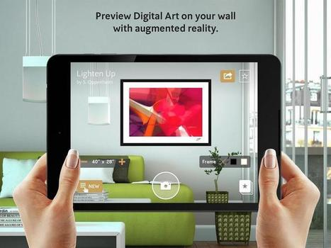Curioos, arte con realidad aumentada | REALIDAD AUMENTADA Y ENSEÑANZA 3.0 - AUGMENTED REALITY AND TEACHING 3.0 | Scoop.it