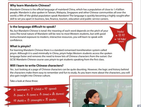 Why Learn Mandarin Chinese? | Learn Mandarin Chinese Language Online In Europe | Scoop.it