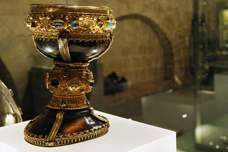 Could This Precious Goblet Really Be The Holy Grail? | Strange days indeed... | Scoop.it