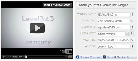 Create Clickable Call To Actions In Youtube Videos | Social Media Marketing Strategies | Scoop.it
