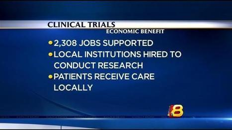 Clinical Trials Add to Economy - KULR-TV   essai clinique   Scoop.it