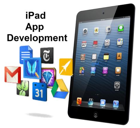 iPad app development - new way to increase your business   iPhone App Development   Scoop.it