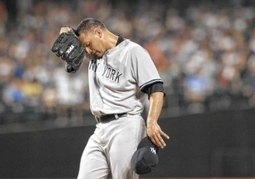 Yankees lefthander Andy Pettitte surrenders five runs in first inning ... - New York Daily News | READ WHAT I READ | Scoop.it