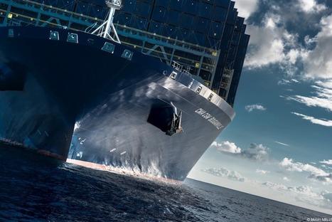 Bougainville: navire amiral de la flotte CMA CGM   All Boats Avenue   Nautisme et Plaisance   Scoop.it