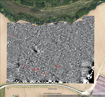Latest Results: Barcombe (and Roman agricultural planning) | Shallow Geophysics | Scoop.it