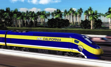 Gov. Brown wants to tap cap-and-trade funds for bullet train | Sustain Our Earth | Scoop.it