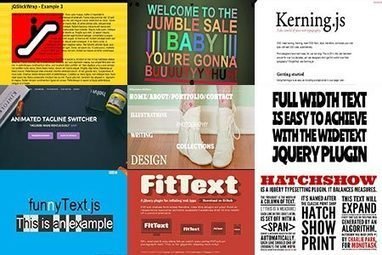 40+ Incredible jQuery Text Animation Plugins & Examples | wpfreeware | Scoop.it